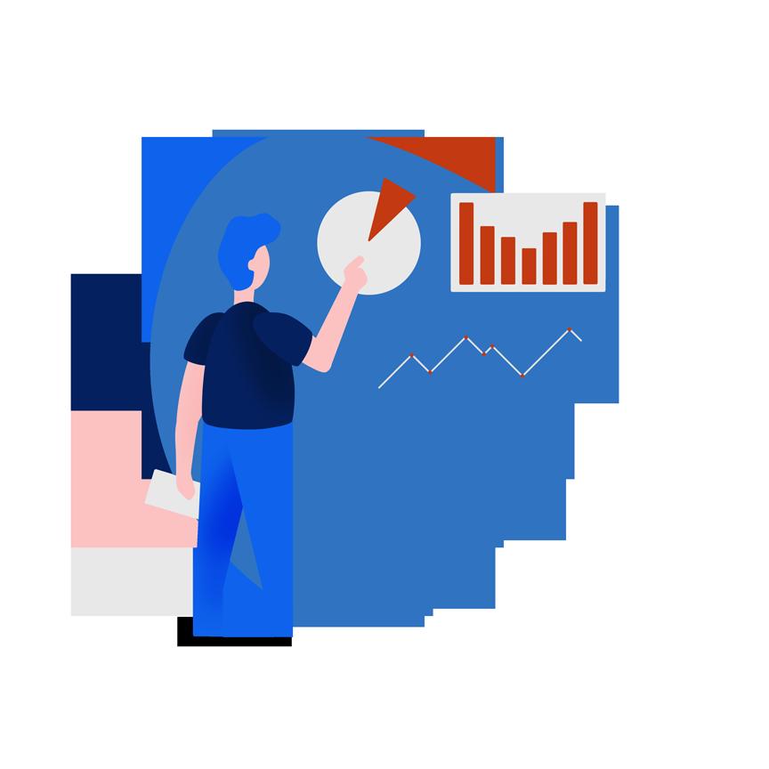 illustrazione servizio consulenza overview
